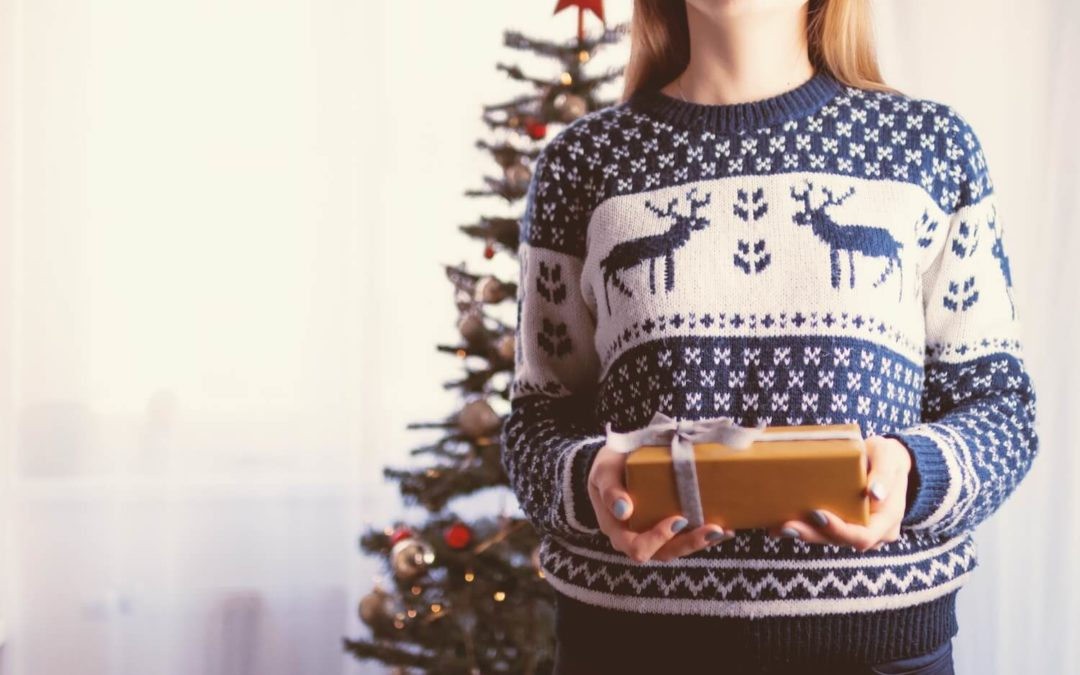 Christmas jumpers are about connection