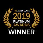 Rosalyn Palmer - WINNER IN THE JANEY LOVES 2019 PLATINUM AWARDS!