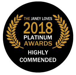 Reset! by Rosalyn Palmer - highly commended by Janey Loves 2018 Platinum Awards